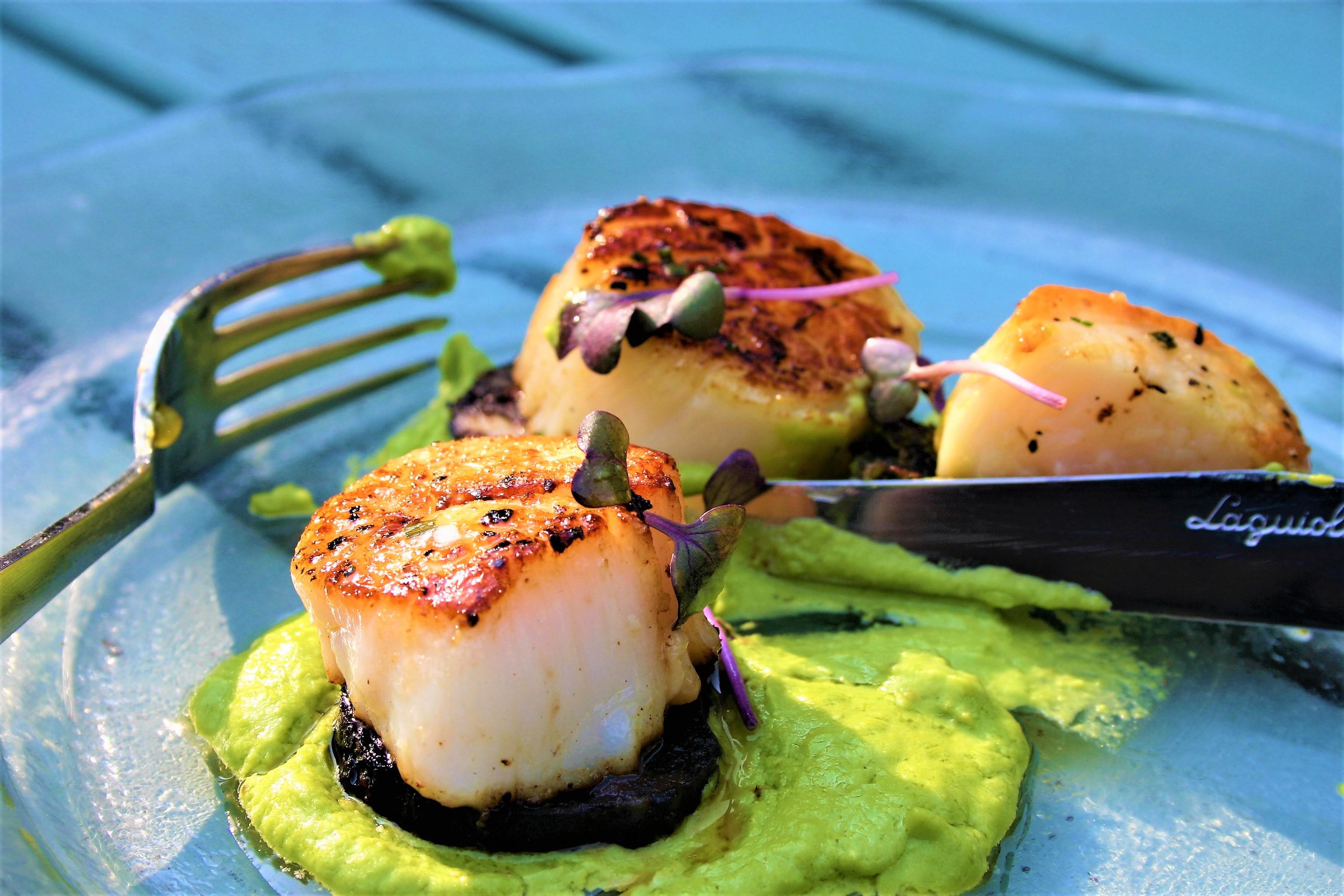 Easy Dinner Parties Fish & Shellfish